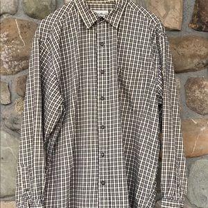 Eddie Bauer button-down casual shirt